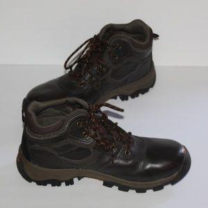 Timberland Boy size 6 Waterproof Hiking Boots
